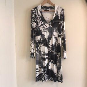 KAREN KANE BLACK&WHITE DRESS